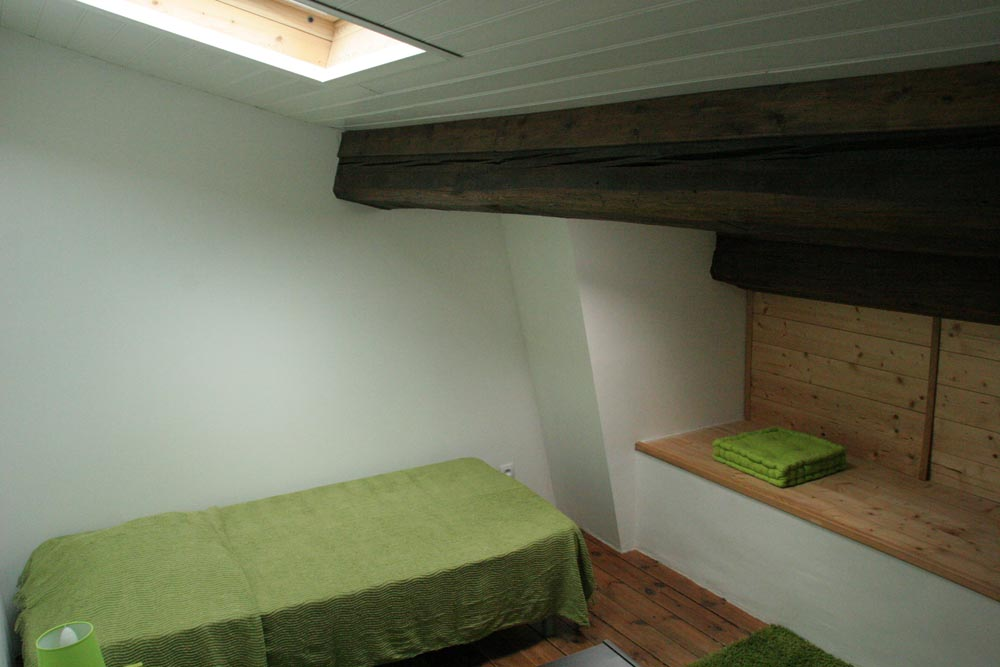chambre au 2nd