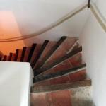 escalier vers le 2nd